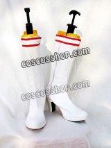 かくとうれいじょうりり 鉄拳 リリ風 コスプレ靴 ブーツ