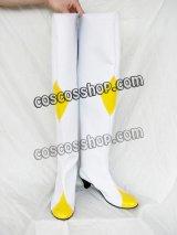 コードギアス反逆のルルーシュ C.C.風 シー・ツー コスプレ靴 ブーツ