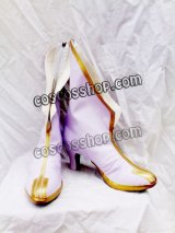 shadow Hearts シャドウハーツ風 lady コスプレ靴 ブーツ