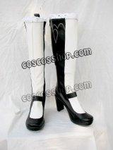 SHINING WIND風 コスプレ靴 ブーツ