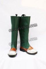 英雄伝説 空の軌跡 ドルン カプア コスプレ靴 ブーツ