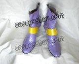 魔法少女リリカルなのは フェイト・テスタロッサ風 コスプレ靴 ブーツ