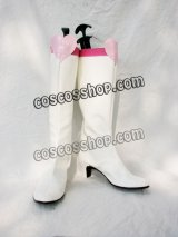 美少女戦士セーラームーン セーラーちびムーン風 コスプレ靴 ブーツ