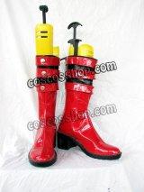 .hack//G.U. 蒼炎のカイト風 コスプレ靴 ブーツ