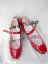 美少女戦士セーラームーン 火野 レイ風 コスプレ靴 ブーツ