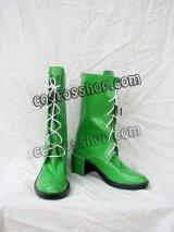 美少女戦士セーラームーン 木野まこと風 コスプレ靴 ブーツ