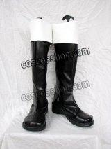 Axis Powers ヘタリア アメリカ風 コスプレ靴 ブーツ