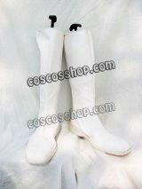 シューズ ゴスロリ ゴシック 万能風 23 コスプレ靴 ブーツ