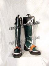 Ys Origin イース・オリジン イース・魔法使い ユーゴ ファクト風 コスプレ靴 ブーツ