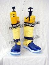 Ys Origin イース・オリジン イース・神殿騎士団 ラモナ風 コスプレ靴 ブーツ