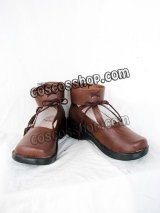 ローゼンメイデン 蒼星石風 02 コスプレ靴 ブーツ