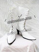 シューズ ゴスロリ ゴシック 万能風 31 コスプレ靴 ブーツ