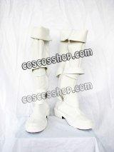 マチ風 コスプレ靴 ブーツ