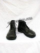キノの旅 キノ風 コスプレ靴 ブーツ