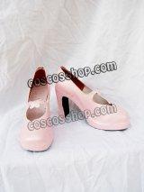 ふしぎ星の☆ふたご姫 ファイン風 コスプレ靴 ブーツ