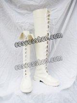 シャイニング・ウィンド Caris·Phirias風 コスプレ靴 ブーツ