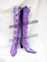 美少女戦士セーラームーンS 土萠ほたる風 コスプレ靴 ブーツ