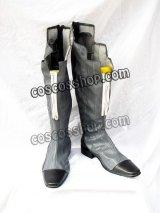 ペルソナ4風 コスプレ靴 ブーツ