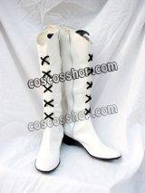 シャイニング・ウィンド フォース·イクサ風 コスプレ靴 ブーツ
