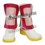 魔法少女リリカルなのは 三井譚風 コスプレ靴 ブーツ