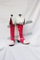 プリキュア 桃園ラブ風 コスプレ靴 ブーツ