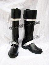 D.Gray-man ラビ風 第三期教団服 コスプレ靴 ブーツ