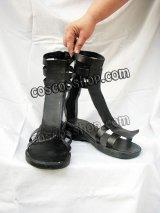 シューズ ゴスロリ ゴシック 万能風 48 コスプレ靴 ブーツ