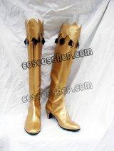 美少女戦士セーラームーン風 02 コスプレ靴 ブーツ