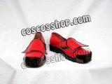 GUILTY GEAR XX GGギルティギア イグゼクス ソル=バッドガイ風 コスプレ靴 ブーツ