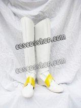 コードギアス ジノ 反逆のルルーシュ ルルーシュ風 皇帝 コスプレ靴 ブーツ