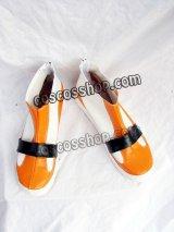 サトシ風 03 コスプレ靴 ブーツ