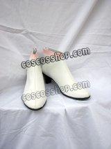 ラクス クライン風 コスプレ靴 ブーツ
