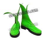 superman風 コスプレ靴 ブーツ