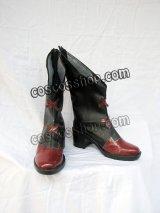 Sound Horizon 聖戦のイベリア風 コスプレ靴 ブーツ