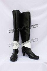 Pandora Hearts パンドラハーツ ルーファス=バルマ風 コスプレ靴 ブーツ