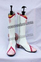 プリキュア 花咲つぼみ風 キュアブロッサム コスプレ靴 ブーツ