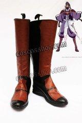 BLEACH 千本桜風 コスプレ靴 ブーツ