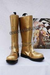 07-GHOST テイト=クライン風 コスプレ靴 ブーツ