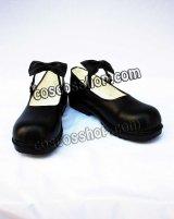 俺の妹がこんなに可愛いわけがない 黒猫風 コスプレ靴 ブーツ