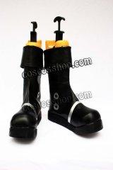 ONE PIECE ワンピース ポートガス D エース風 コスプレ靴 ブーツ