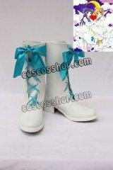 カードキャプターさくら 木の本桜風 03 コスプレ靴 ブーツ