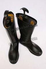 PandoraHearts パンドラハーツ オズ=ベザリウス風 03 コスプレ靴 ブーツ