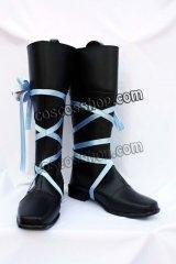 Pandora Hearts パンドラハーツ ギルバート ナイトレイ風 02 コスプレ靴 ブーツ