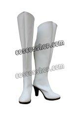 コードギアス 反逆のルルーシュ 反逆のルルーシュR2 C.C.風 コスプレ靴 ブーツ