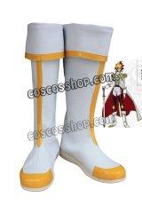 STAR DRIVER 輝きのタクト ツナシ・タクト風 コスプレ靴 ブーツ
