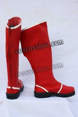 画像3: アメリカン・ヒーロー The Greatest American Hero ラルフ・ヒンクリー風 コスプレ靴 ブーツ
