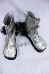 エルソード ELSWORD レイヴン風 ブレードマスター コスプレ靴 ブーツ