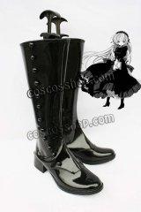 GOSICK -ゴシック- ヴィクトリカ・ド・ブロワ風 コスプレ靴 ブーツ