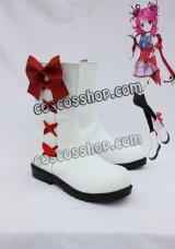 テイルズ オブ グレイセス シェリア・バーンズ風 02 コスプレ靴 ブーツ