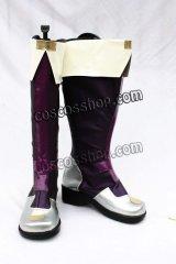 BLAZBLUE ブレイブルー カルル=クローバー風 コスプレ靴 ブーツ